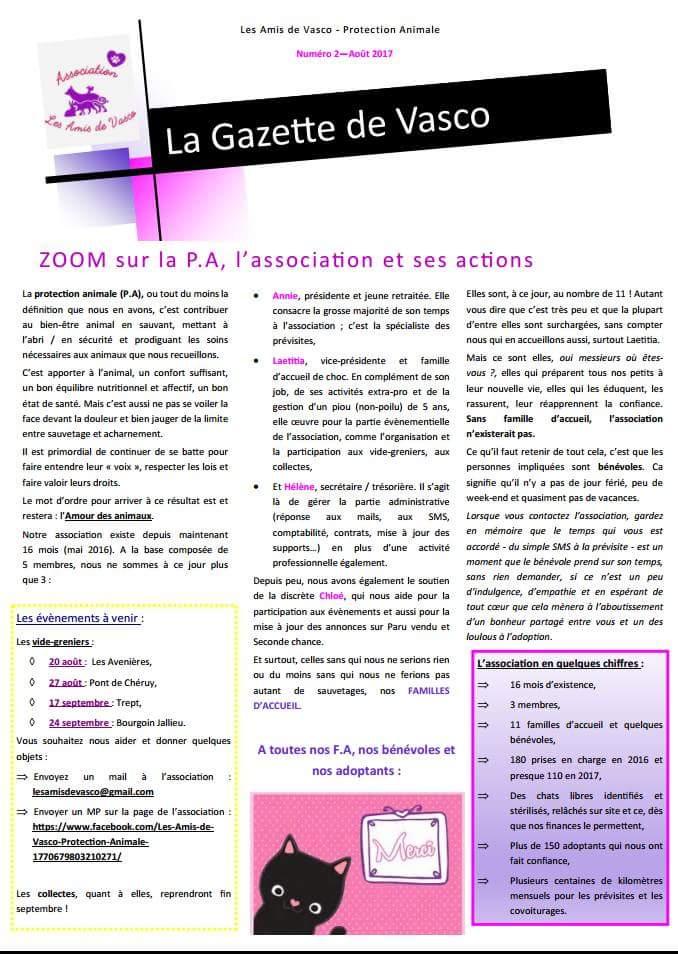 Gazette 2 page 1